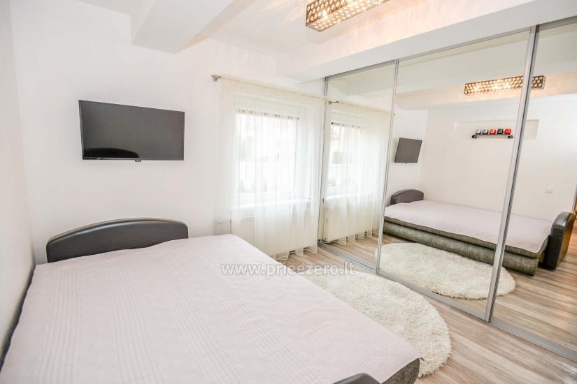 Dviejų kambarių apartamentai Druskininkuose Mėta - 10