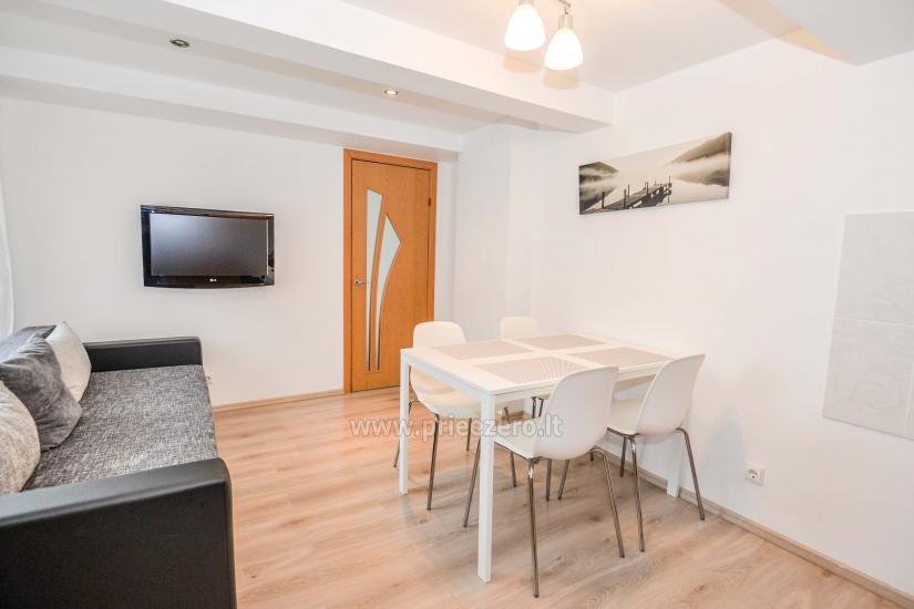 Dviejų kambarių apartamentai Druskininkuose Mėta - 2