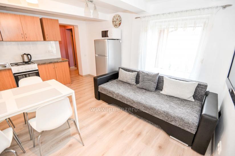 Dviejų kambarių apartamentai Druskininkuose Mėta - 5