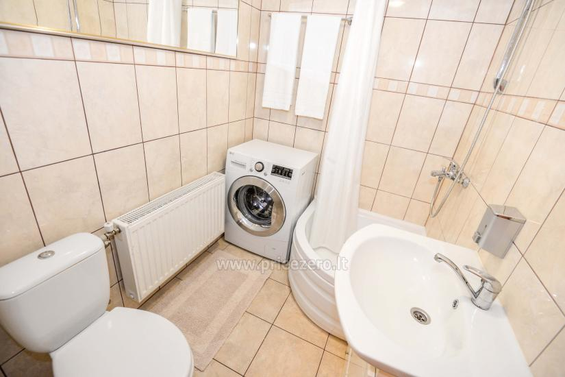 Dviejų kambarių apartamentai Druskininkuose Mėta - 11