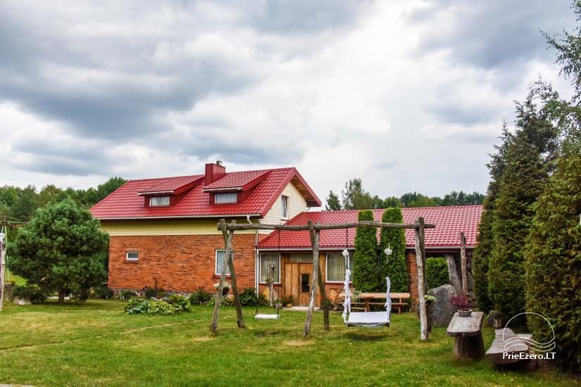 Sodybos, pirties, švenčių salės nuoma 10km nuo Klaipėdos, šaliaMiniZoo,Jonušai - 3