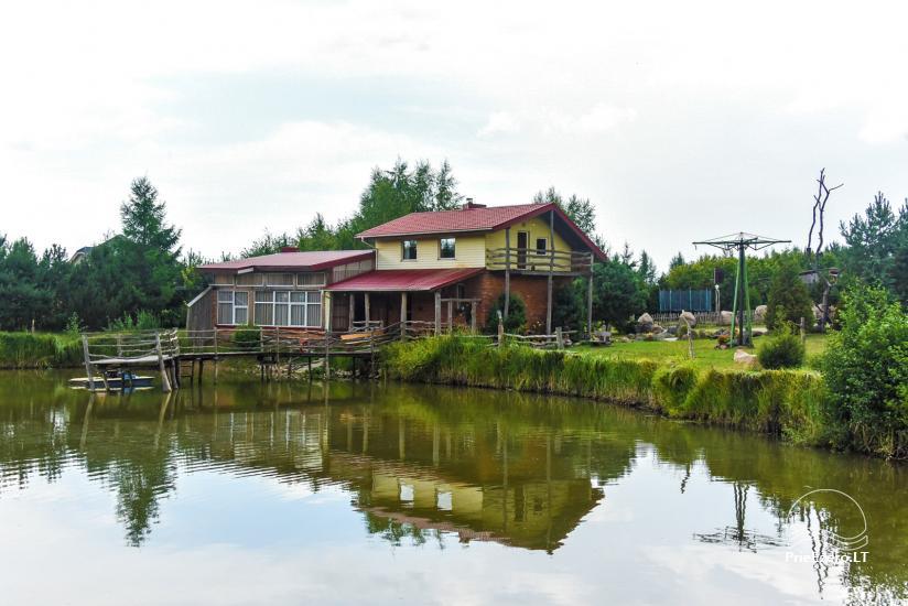 Sodybos, pirties, švenčių salės nuoma 10km nuo Klaipėdos, šaliaMiniZoo,Jonušai - 2