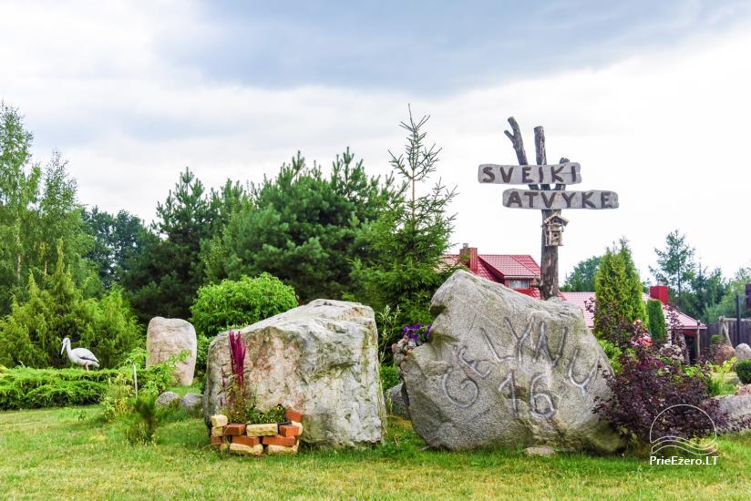 Sodybos, pirties, švenčių salės nuoma 10km nuo Klaipėdos, šaliaMiniZoo,Jonušai - 10