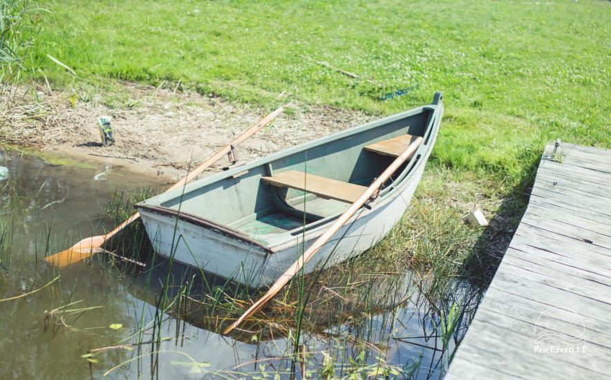 """""""Žvejo slėnis"""" – sodyba prie Galuono ežero - 5"""