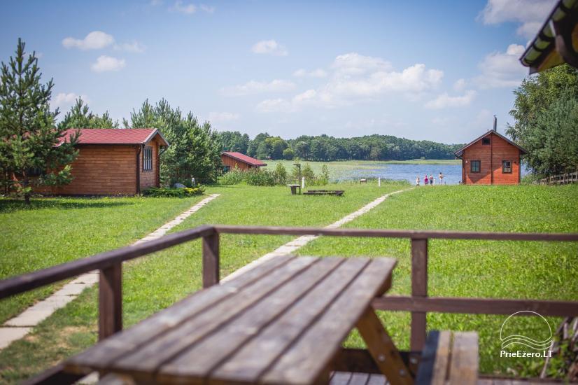 """""""Žvejo slėnis"""" – sodyba prie Galuono ežero - 1"""