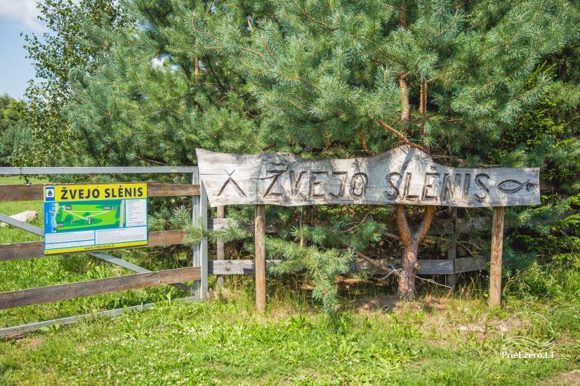 """""""Žvejo slėnis"""" – sodyba prie Galuono ežero - 2"""