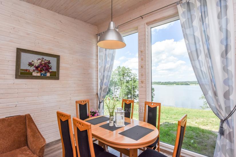 Šeimyninis namelis Molėtų rajone prie Virintų ežero Po Klevu, kubilas - 5