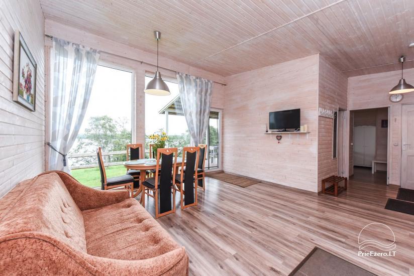 Šeimyninis namelis Molėtų rajone prie Virintų ežero Po Klevu, kubilas - 4