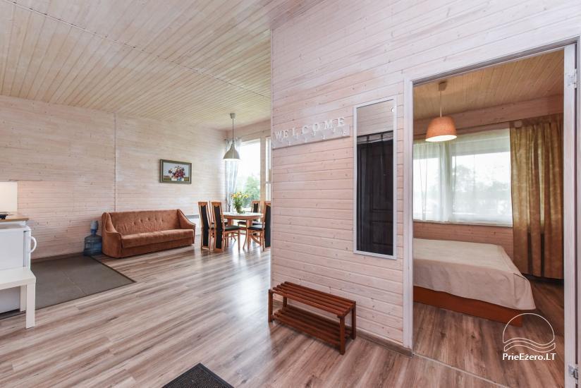 Šeimyninis namelis Molėtų rajone prie Virintų ežero Po Klevu, kubilas - 8