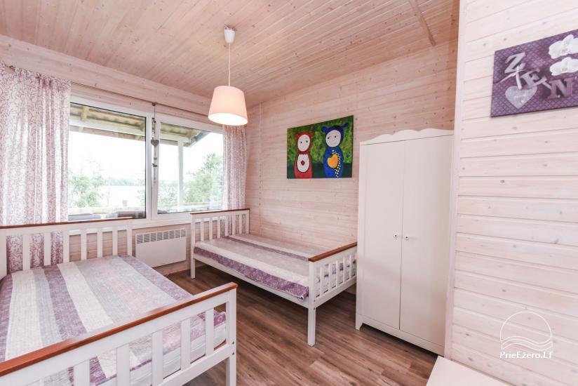 Šeimyninis namelis Molėtų rajone prie Virintų ežero Po Klevu, kubilas - 10
