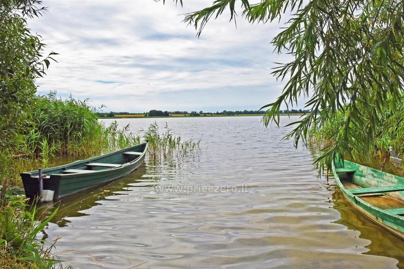 """Sodyba """"Villa Ievynė"""" Vilkaviškio rajone prie Paežerių ežero - 58"""