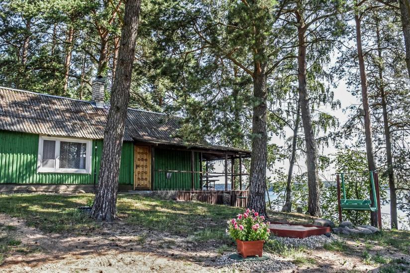 Nameliai Molėtų rajone Pušų pavėsyje, prie Arino ežero - 11