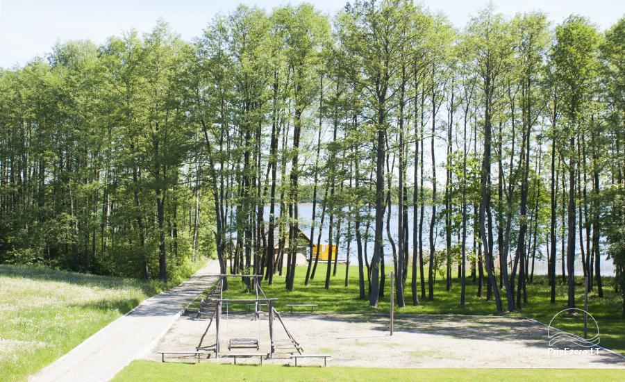 """""""Dvarčėnų ežero kranto"""" sodyba prie Daugų ežero - 6"""