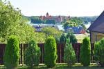 Svečių namai Trakuose PANORAMA – kambariai, apartamentai, salė, pirtis kiemas su vaizdu į Trakų pilį - 11