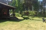 Rąstinis namelis ant Bebrusų ežero kranto - 11