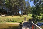 Rąstinis namelis ant Bebrusų ežero kranto - 3