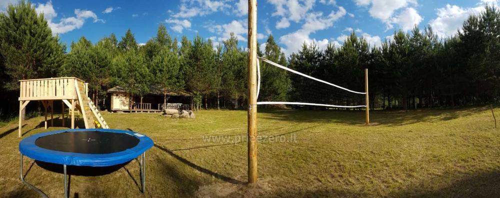 Meiros sodyba Ignalinos rajone prie Lūšių ežero - 12