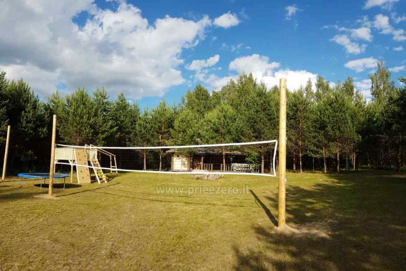 Meiros sodyba Ignalinos rajone prie Lūšių ežero - 29