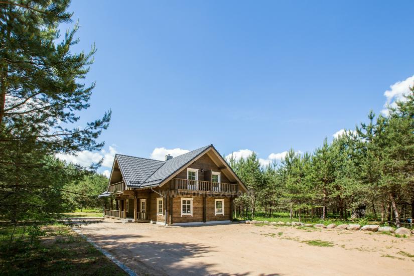 Meiros sodyba Ignalinos rajone prie Lūšių ežero - 2