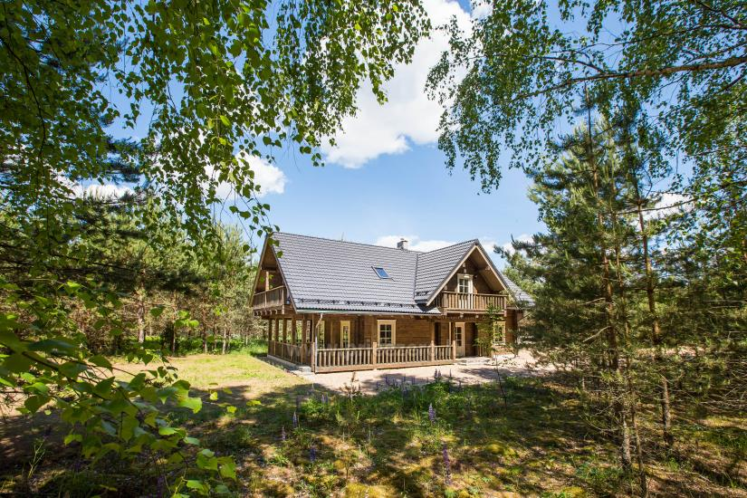 Meiros sodyba Ignalinos rajone prie Lūšių ežero - 1