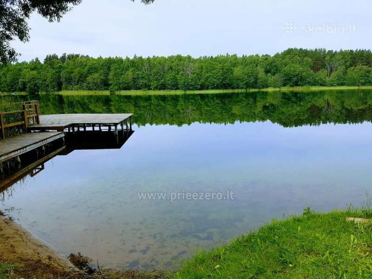Sodyba ant ežero kranto - 2