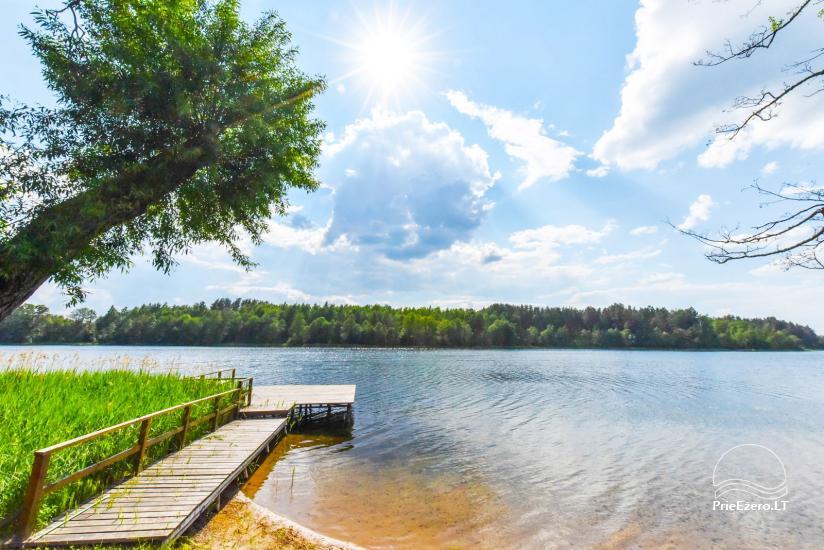 Sodyba ant ežero kranto - 8