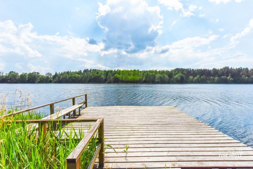Sodyba ant ežero kranto - 9