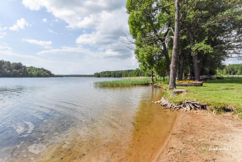Sodyba ant ežero kranto - 10