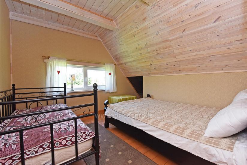 Miegamieji antrame aukšte