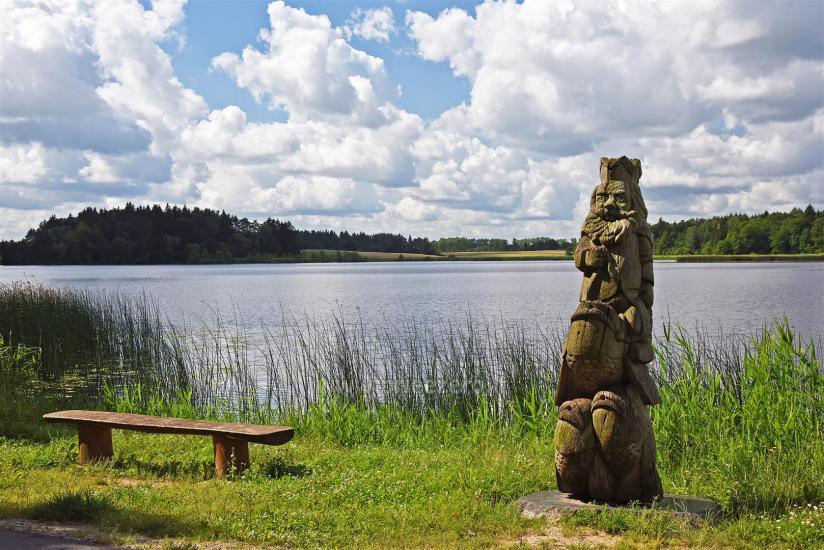 Veprių ežeras