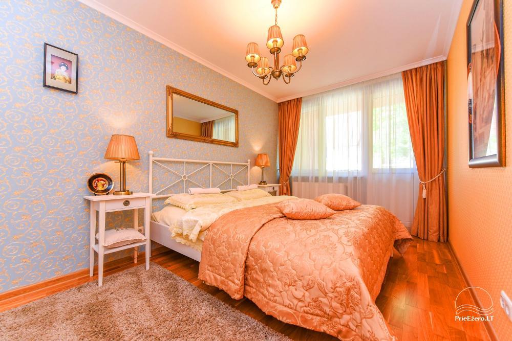 Trakai - 55 1-2 kambarių apartamentai su virtuve Trakų  miesto centre, šalia ežero - 14
