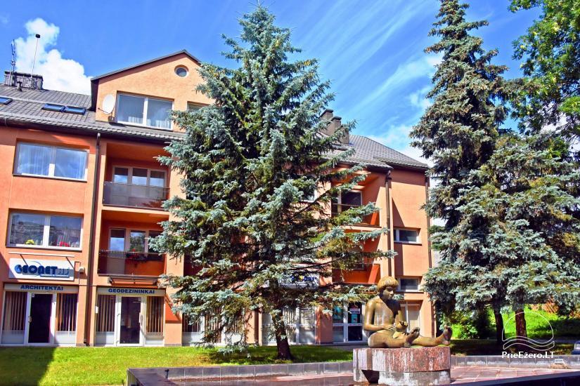 """Apartamentai """"TRAKAI 55"""" miesto centre - 1"""