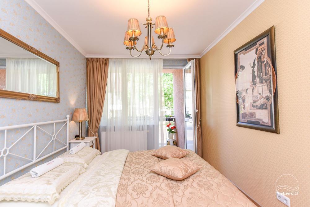 Trakai - 55 1-2 kambarių apartamentai su virtuve Trakų  miesto centre, šalia ežero - 2