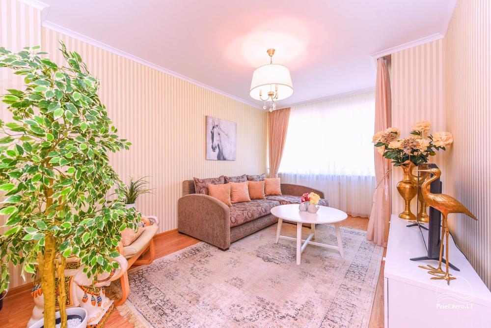 Trakai - 55 1-2 kambarių apartamentai su virtuve Trakų  miesto centre, šalia ežero - 3