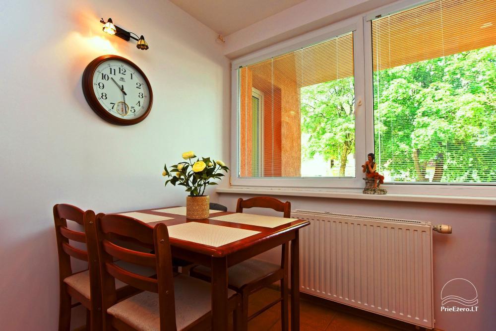 Trakai - 55 1-2 kambarių apartamentai su virtuve Trakų  miesto centre, šalia ežero - 6