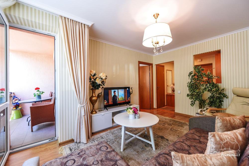 Trakai - 55 1-2 kambarių apartamentai su virtuve Trakų  miesto centre, šalia ežero - 12