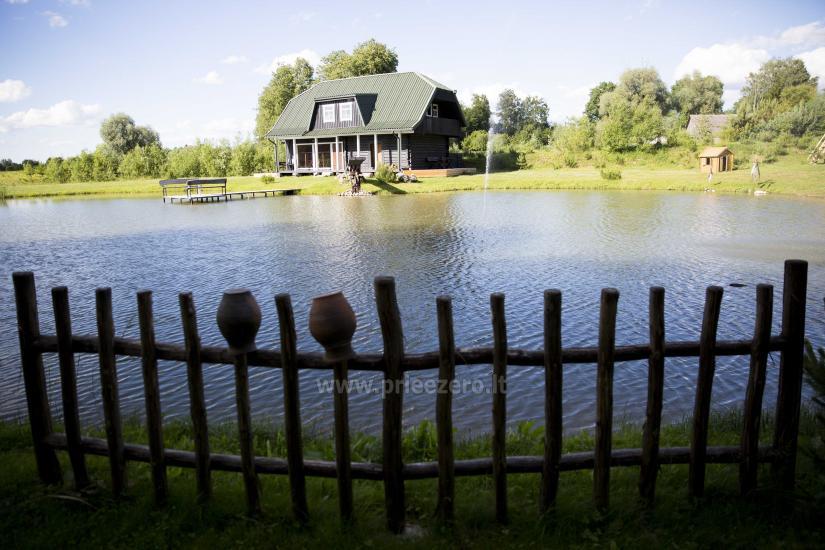 Sodyba Rokiškio rajone Juodonių kaime Broniaus sodyba - 6