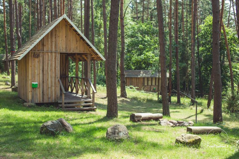 Stovyklavietė Bebrusynė - 2
