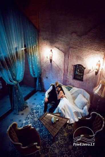 Villa Luxuria - išskirtinė vieta Jūsų šventei - 4