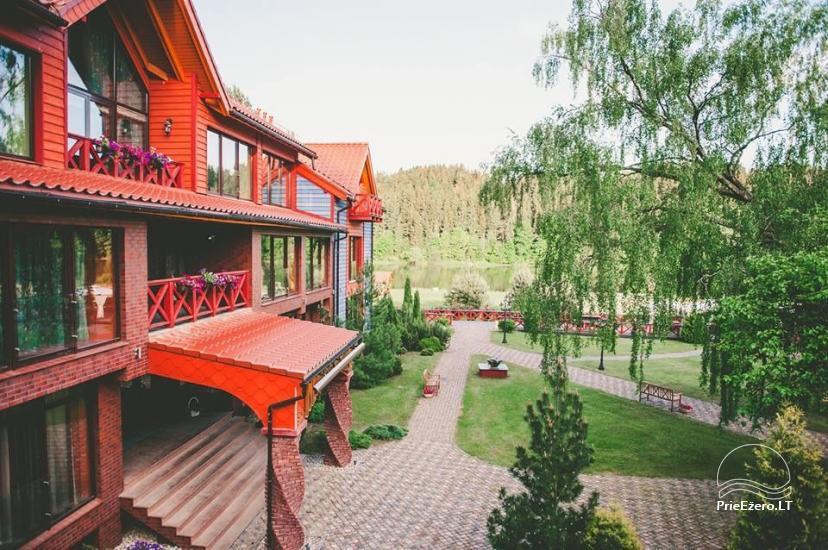 Villa Luxuria - išskirtinė vieta Jūsų šventei - 7