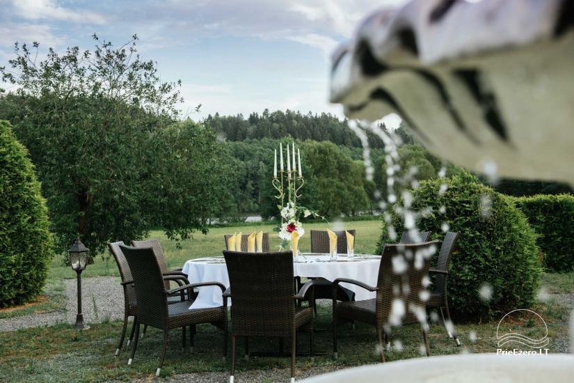 Villa Luxuria - išskirtinė vieta Jūsų šventei - 25