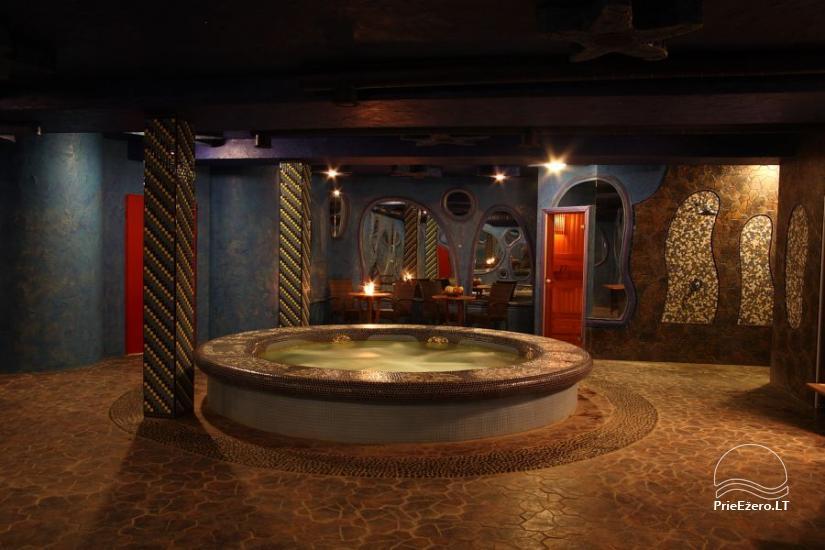 Villa Luxuria - išskirtinė vieta Jūsų šventei - 26