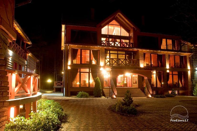 Villa Luxuria - išskirtinė vieta Jūsų šventei - 27