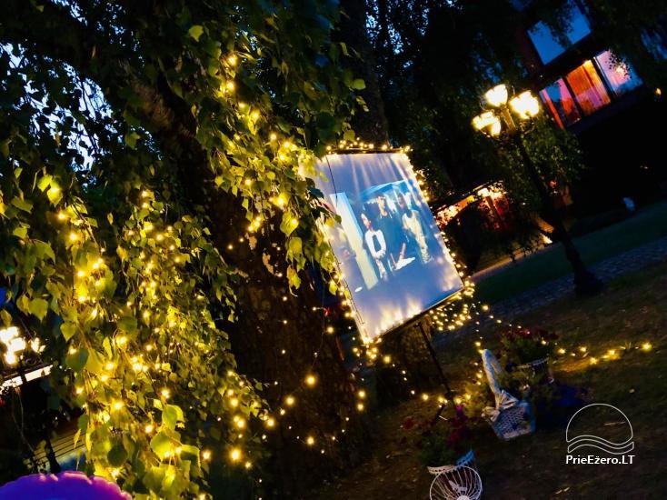 Villa Luxuria - išskirtinė vieta Jūsų šventei - 30