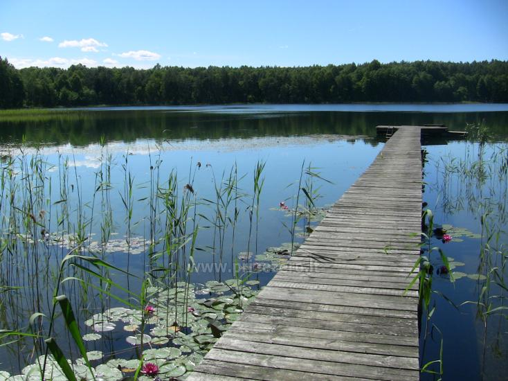 Namelis Sapiegiškių kaime, ant Seliovinio ežero kranto - 4