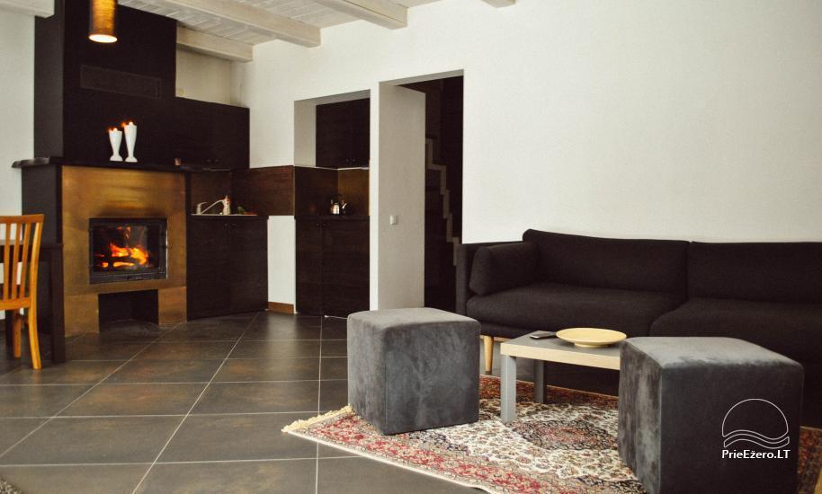 """Sodyba """"Ressort natura 2000""""-nameliai romantiniam poilsiui, salė šventėms ir konferencijoms, pirtis - 3"""
