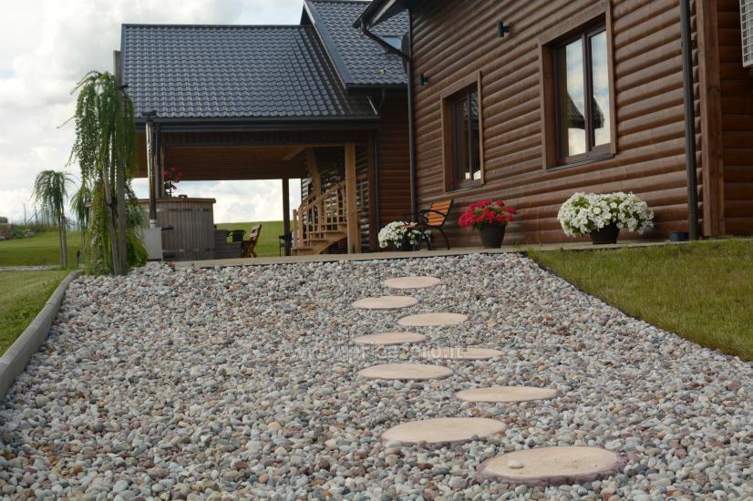 Moderni, nauja sodyba Prienų rajone Kalnų pieva - 2