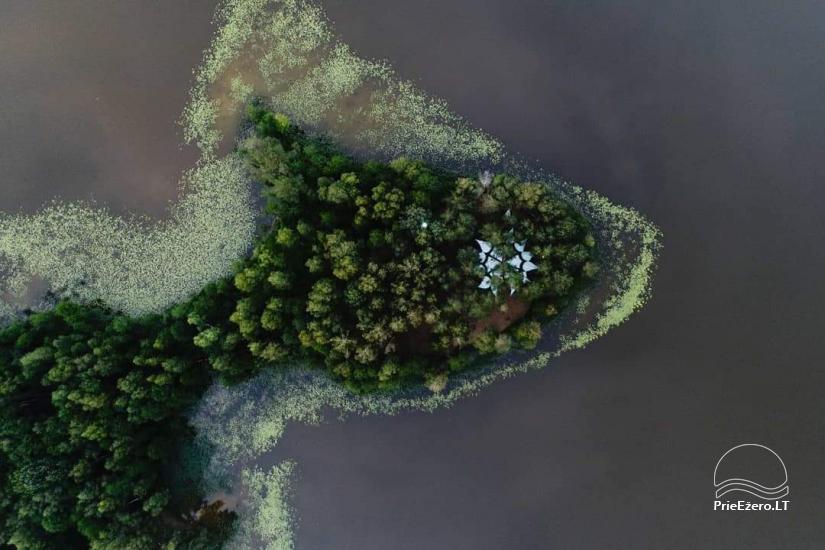 Sodyba Želvynė Molėtų raj. netoli observatorijos - 3