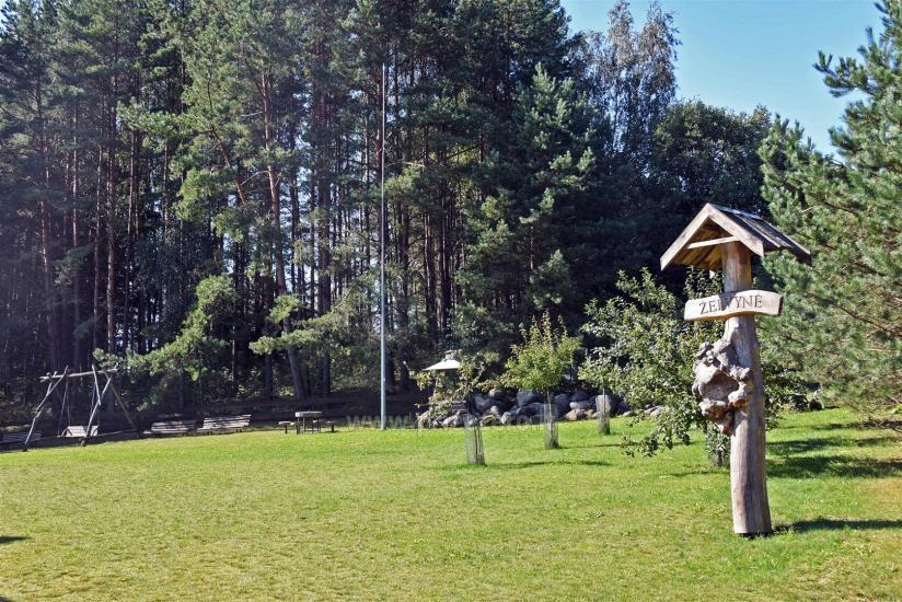 Sodyba Želvynė Molėtų raj. netoli observatorijos - 35