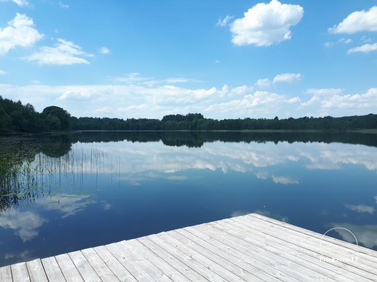 Sodyba ant ežero kranto Ukmergės rajone Pas Vytautą - 5